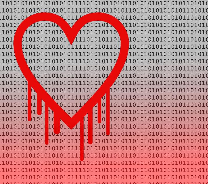 heartbleed health exchanges website