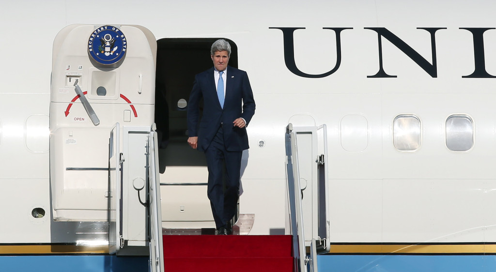 Kerry will sign the Paris climate agreement Friday. Image via Flickr