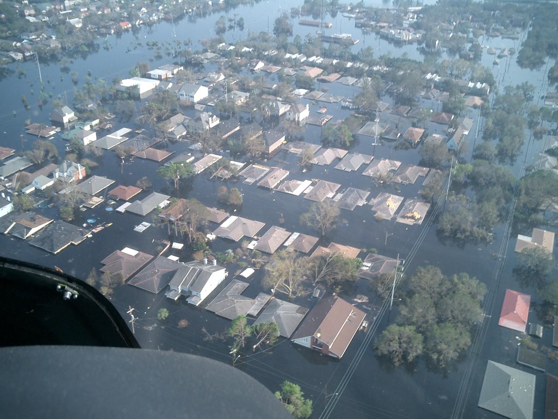 hurricane katrina and the politics of disaster morning