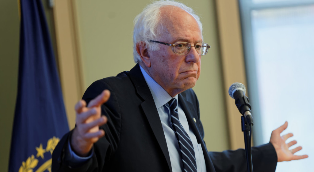 Sanders opposes the Puerto Rico bill. image via flickr