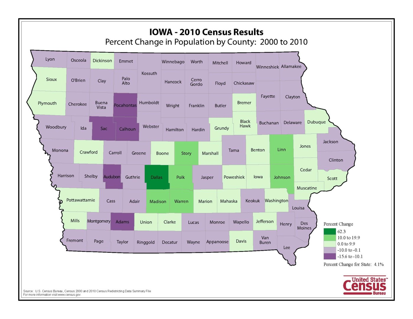Eleven Maps That Explain Iowa - Iowa on a us map