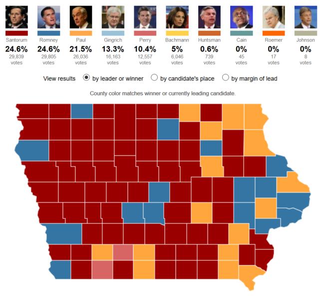 Eleven Maps That Explain Iowa