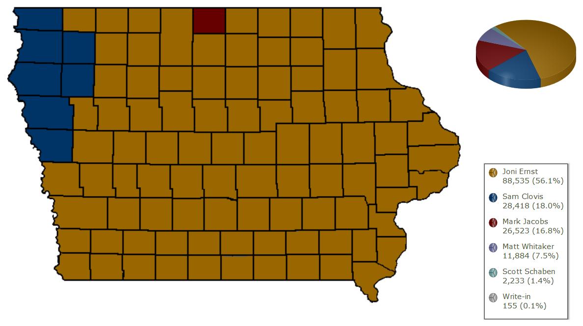 2014 republican senate primary results