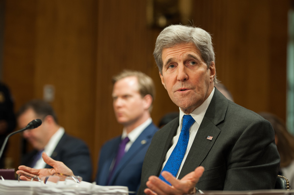 Secretary of State John Kerry (Rob Kunzig/Morning Consult)