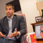 Trump Met With FCC's Pai, Former FTC Commissioner Wright