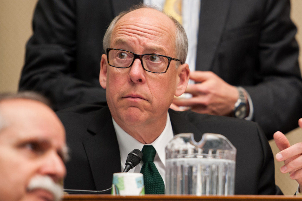 Walden chairs the House Energy and Commerce Committee. (Rob Kunzig/Morning Consult)