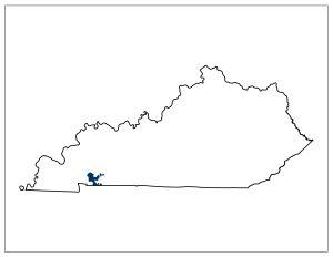 Kentucky's 8th legislative district. Image credit: Kentucky General Assembly.