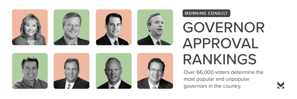Morning Consult Gov. Rankings