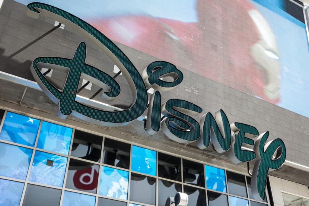 Walt Disney streaming